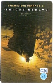 17135 SP 01/05 BATMAN BEGINS EXTRA 02/02 INT T150.000 75C
