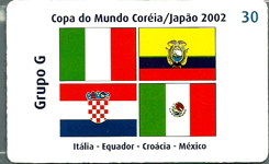 22030 DF 05/02 Copa do Mundo 2002 7/8 T800.000 ICE 30c