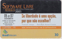 27943 PR 10/03 Software Livre T200.000 INT 30C