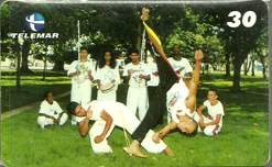 29293 BA 03/00 Capoeira IN1 T140.000 INT 30c