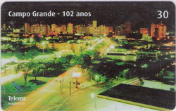 30219 MS 08/01 Campo Grande - MS A Capital do Ecoturismo T150.000 ICE 30C
