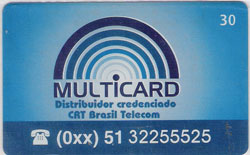 31241 RS 08/01 Multicard T100.000 INT 30C