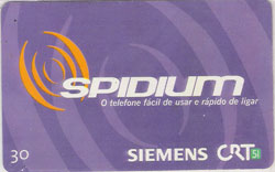 31472 RS 12/99 Spidium roxo T200.000 CSM 30C