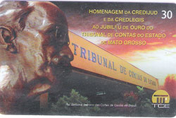 68915 MT 10/03 Tribunal de Contas do Estado T 100.000 Ice 30C
